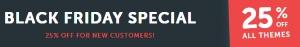 Rabat 25% dla nowych klientów studiopress.com